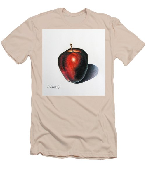 Red Delicious Apple Men's T-Shirt (Athletic Fit)