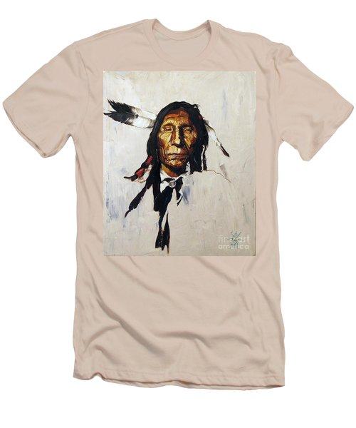 Remember Men's T-Shirt (Slim Fit) by J W Baker