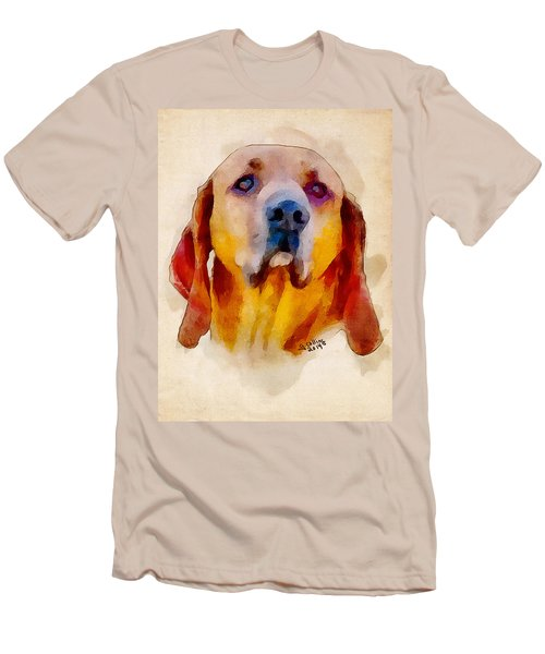 Retriever Men's T-Shirt (Athletic Fit)