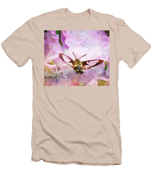 Rhododendron Dreams Men's T-Shirt (Athletic Fit)