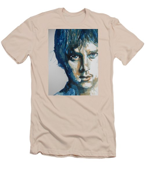 Rob Thomas  Matchbox Twenty Men's T-Shirt (Slim Fit) by Chrisann Ellis