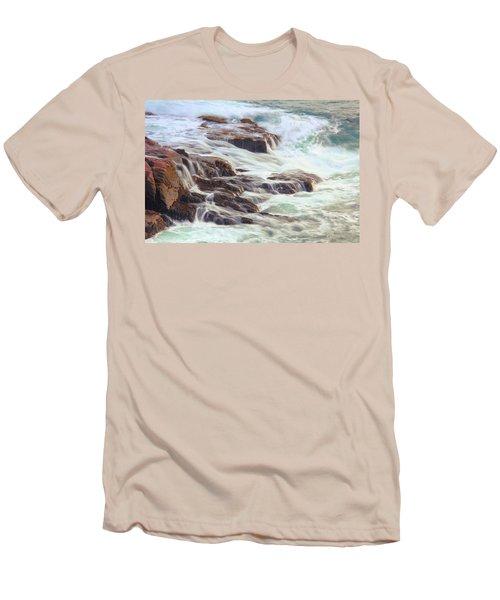 Awash  Men's T-Shirt (Slim Fit) by Roupen  Baker