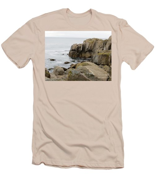 Rocky Formations Men's T-Shirt (Slim Fit) by Joseph Baril