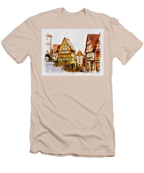 Rothenburg Men's T-Shirt (Athletic Fit)