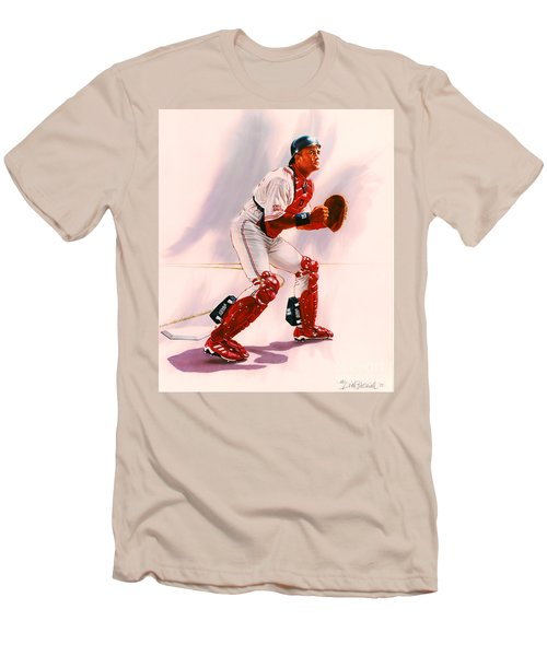 Sandy Alomar Men's T-Shirt (Athletic Fit)