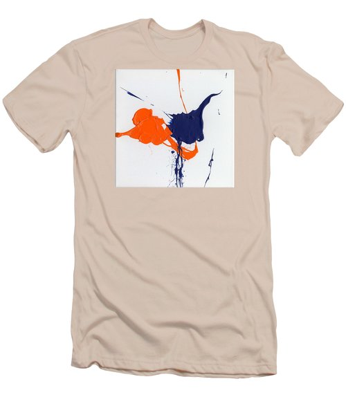 School Colors Men's T-Shirt (Slim Fit) by Phil Strang