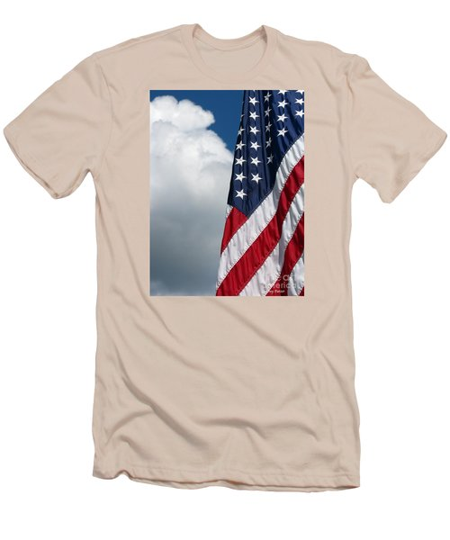 September Flag Men's T-Shirt (Athletic Fit)