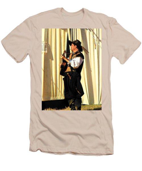 Serenade Men's T-Shirt (Slim Fit) by Rodney Lee Williams
