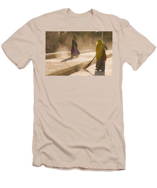 Skn 1691 Speckless Men's T-Shirt (Athletic Fit)