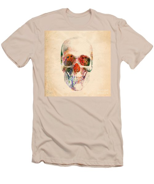 Skull 12 Men's T-Shirt (Athletic Fit)