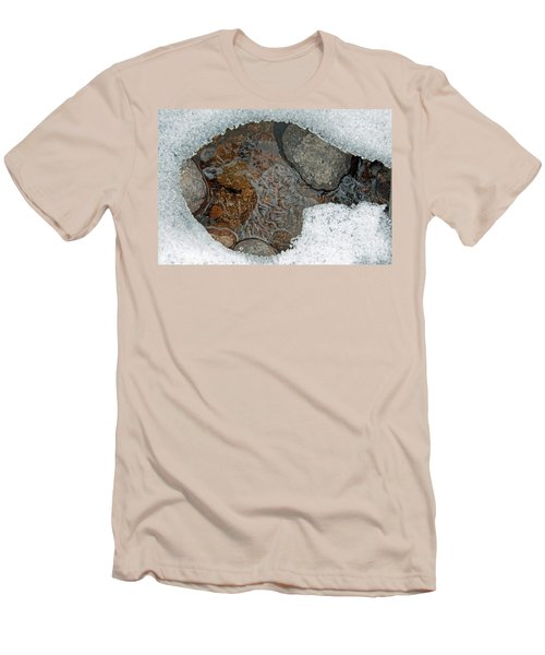 Snow Melt 3 Men's T-Shirt (Athletic Fit)