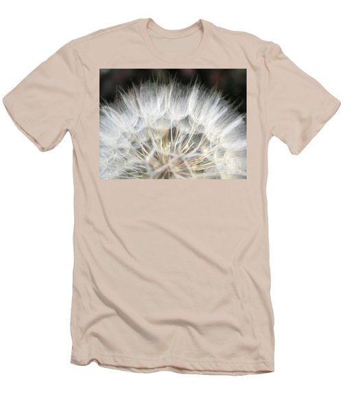 Men's T-Shirt (Athletic Fit) featuring the photograph Softness Of The World by Ausra Huntington nee Paulauskaite