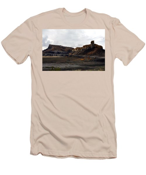 Source Of The Mud Flood Men's T-Shirt (Athletic Fit)