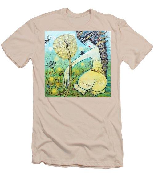 Springtime Men's T-Shirt (Slim Fit)