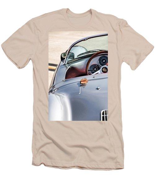 Spyder Cockpit Men's T-Shirt (Slim Fit) by Peter Tellone