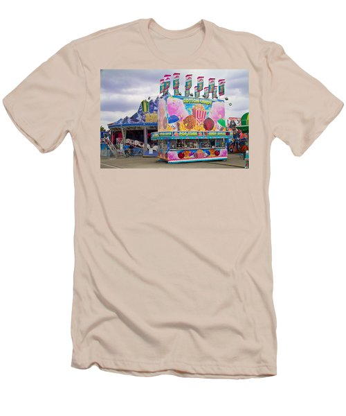 Men's T-Shirt (Slim Fit) featuring the photograph State Fair by Steven Bateson