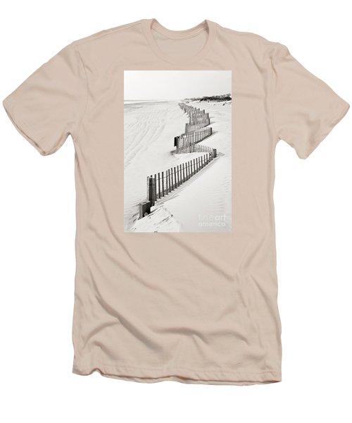 Stone Harbor Men's T-Shirt (Slim Fit) by Joseph J Stevens