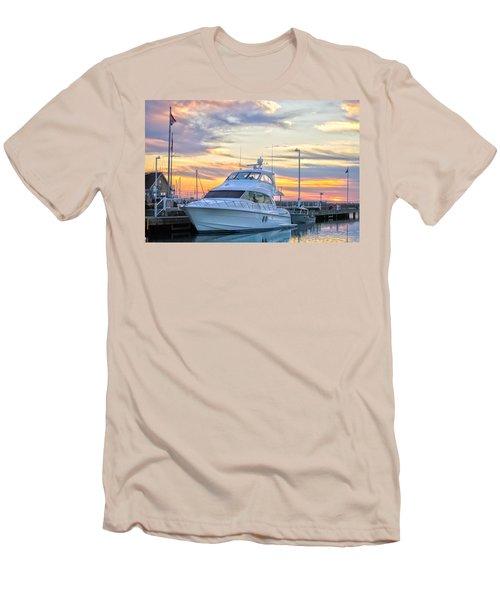 Sun Peaking II Men's T-Shirt (Athletic Fit)