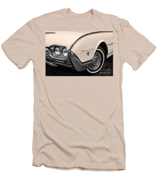 T-bird Fender Men's T-Shirt (Slim Fit) by Jerry Fornarotto