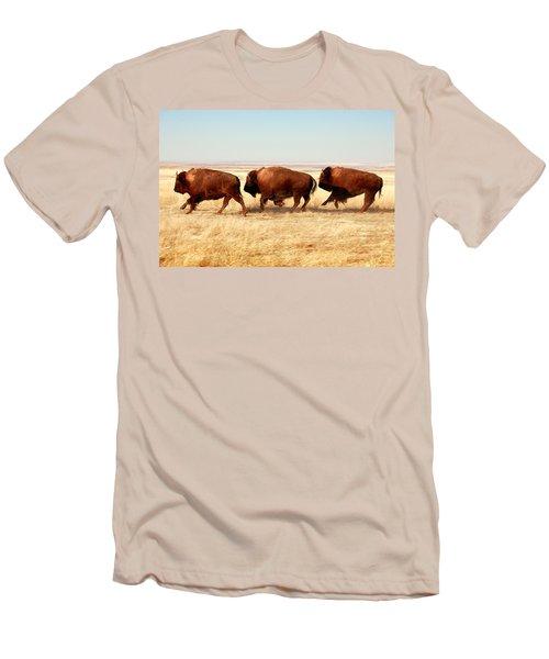 Tatanka Men's T-Shirt (Slim Fit) by Todd Klassy