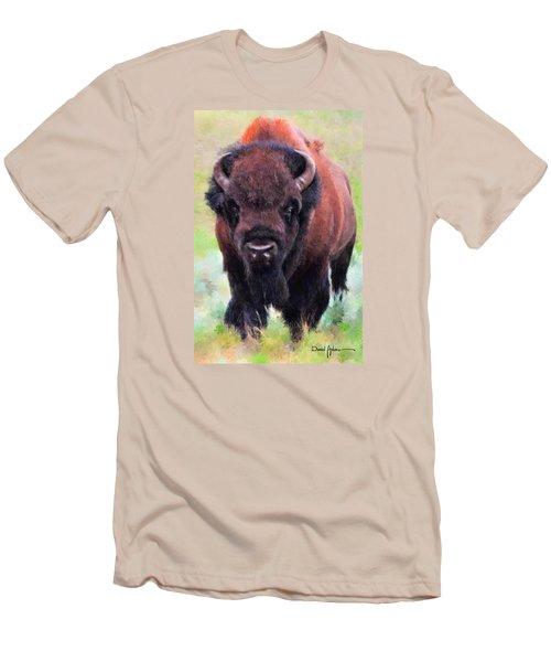 Da105 Tatonka By Daniel Adams Men's T-Shirt (Athletic Fit)