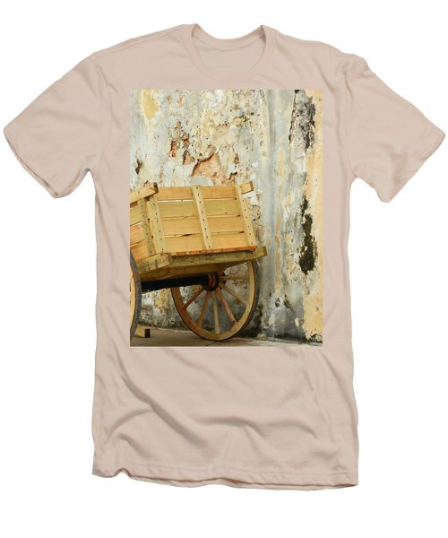 The Apple Cart Men's T-Shirt (Athletic Fit)