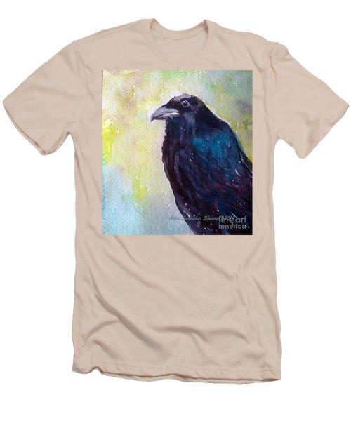 The Blue Raven Men's T-Shirt (Athletic Fit)