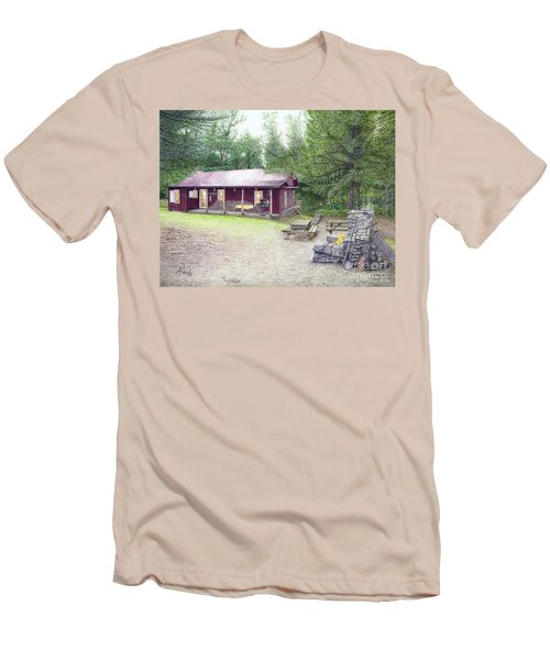 The Cabin In The Woods Men's T-Shirt (Athletic Fit)