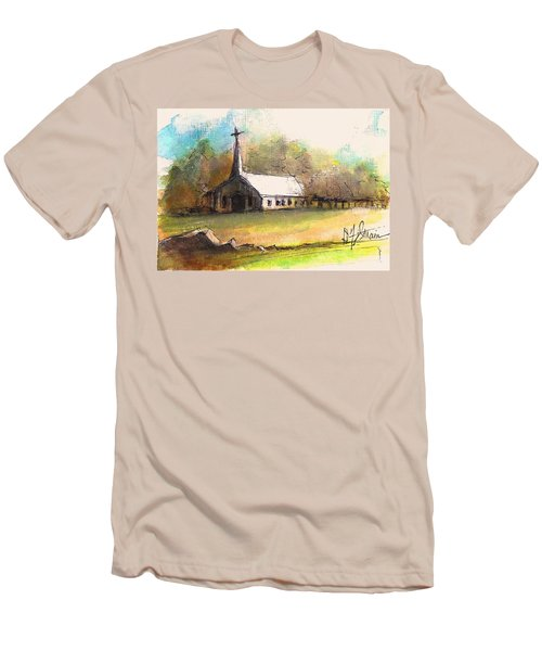 The Church Men's T-Shirt (Athletic Fit)