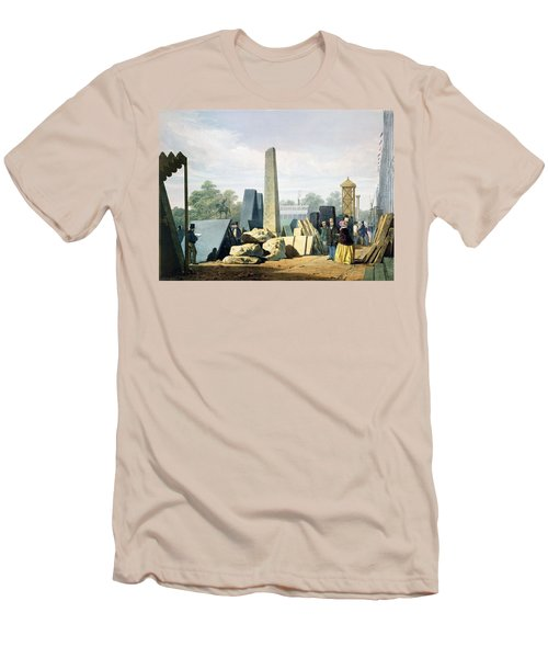 The Exterior, From Dickinsons Men's T-Shirt (Slim Fit) by English School
