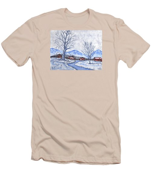 The Farm Life Men's T-Shirt (Athletic Fit)