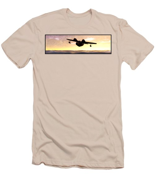 The Goose Men's T-Shirt (Athletic Fit)