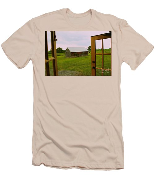The Grounds Men's T-Shirt (Athletic Fit)