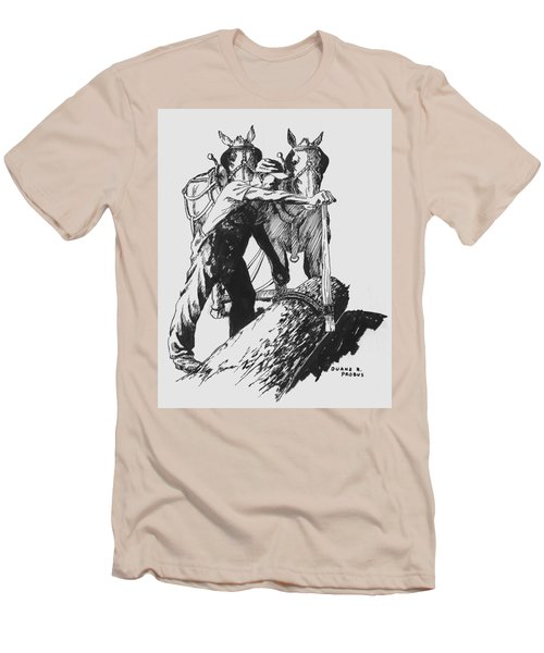 The Lumberjack Men's T-Shirt (Athletic Fit)