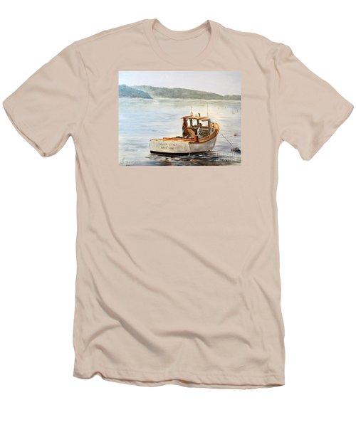 The Lyllis Esther Men's T-Shirt (Athletic Fit)