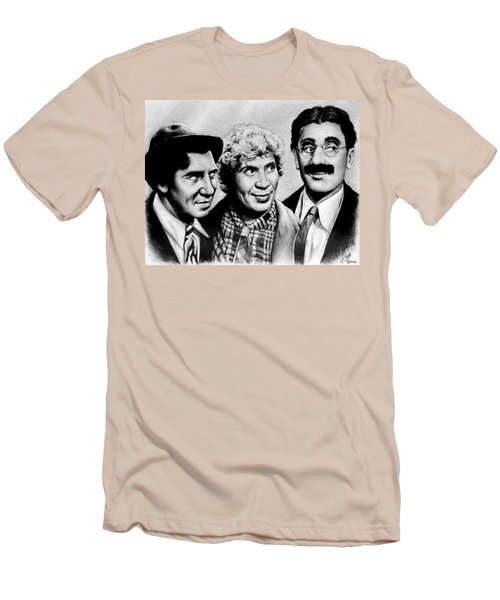 The Marx Brothers Men's T-Shirt (Athletic Fit)
