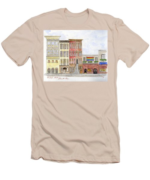 The Stonewall Inn Men's T-Shirt (Athletic Fit)