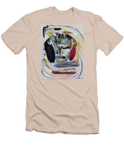 The Vision Of Ironstar Men's T-Shirt (Slim Fit) by Kicking Bear  Productions
