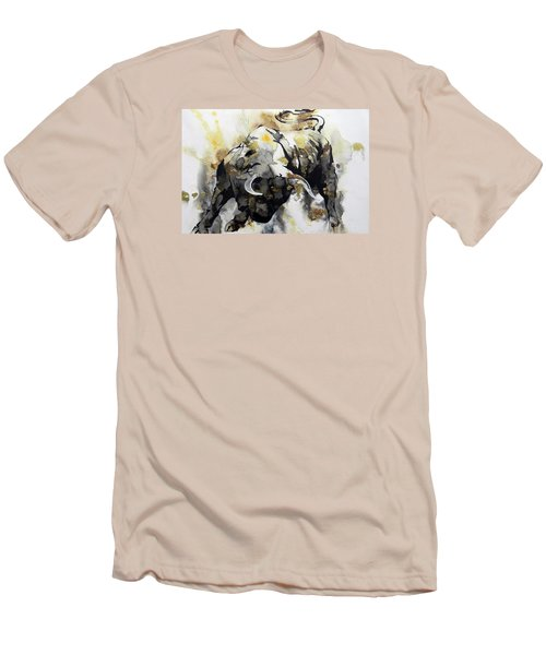Toro 2 Men's T-Shirt (Slim Fit) by J- J- Espinoza