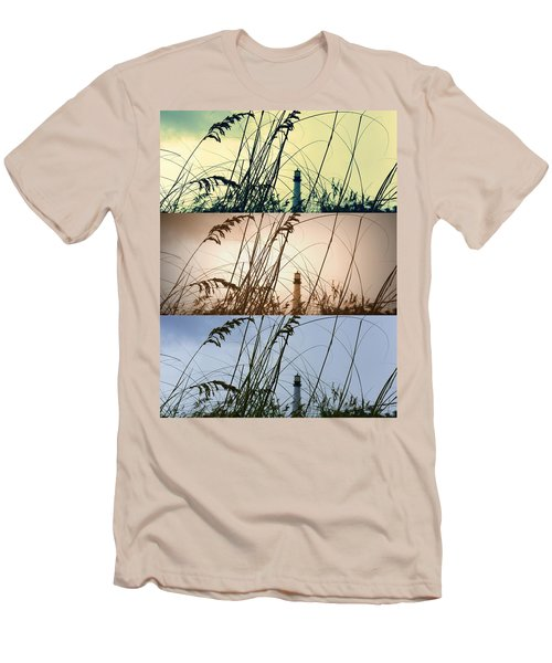 Transitions Men's T-Shirt (Slim Fit) by Laurie Perry