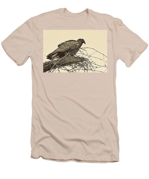 Turkey Vulture V2 Men's T-Shirt (Athletic Fit)