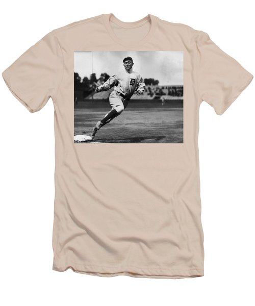 Ty Cobb Men's T-Shirt (Athletic Fit)