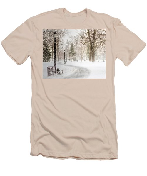 Victoria Park Men's T-Shirt (Athletic Fit)