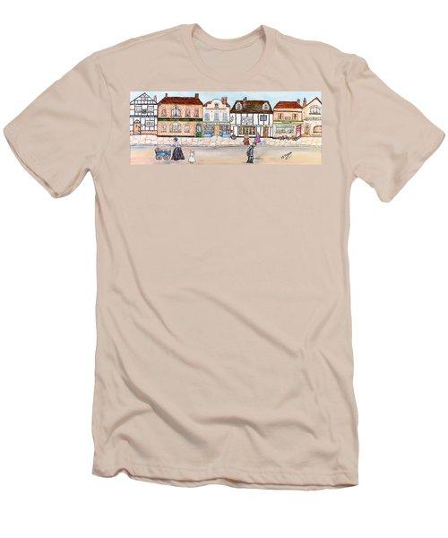 Villaggio Antico Men's T-Shirt (Athletic Fit)