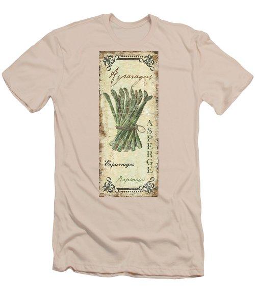 Vintage Vegetables 1 Men's T-Shirt (Athletic Fit)