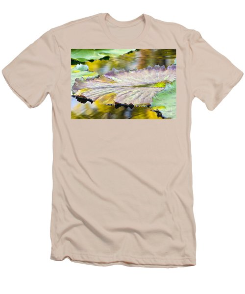 Vitality Men's T-Shirt (Slim Fit) by Alycia Christine