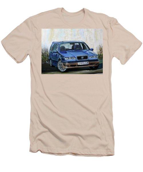 Volvo Men's T-Shirt (Slim Fit)