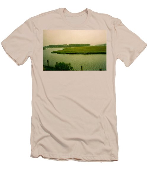 Wetlands Men's T-Shirt (Athletic Fit)