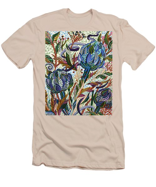 Where Clover Grows Men's T-Shirt (Athletic Fit)