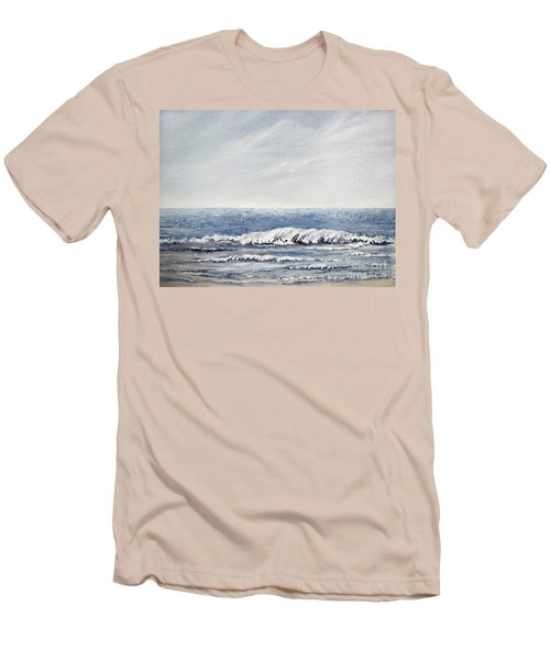 Where I Want To Be Men's T-Shirt (Athletic Fit)